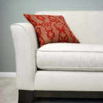 Fabric lounge suite upholstery cleaning