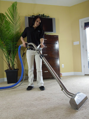 carpet cleaning Ipswich girl