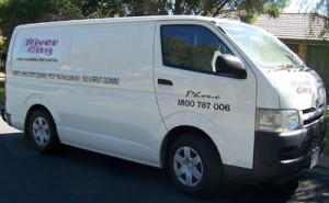 rivercitycleaningvan