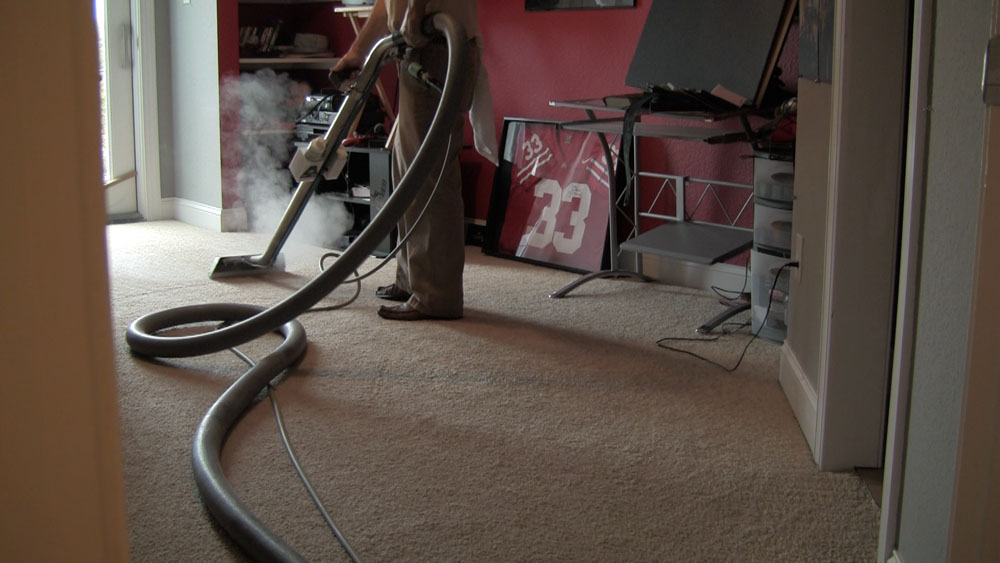 Carpet cleaning in Collingwood Park