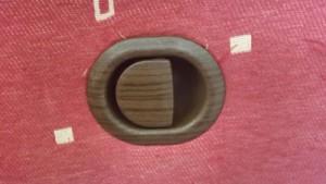 Lounge suite recliner handle
