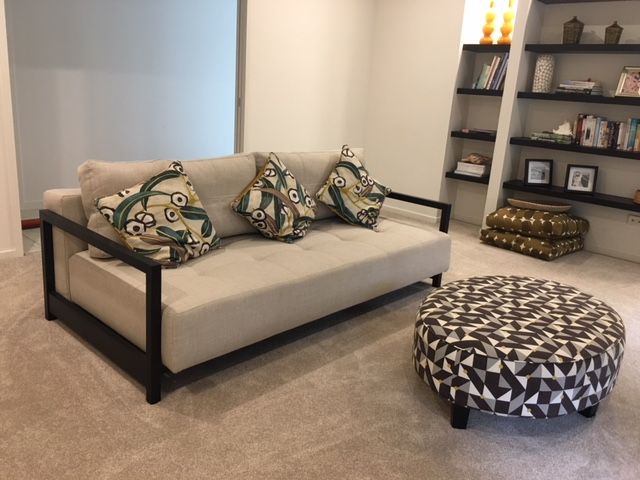 Upholstery lounge suite cleaning